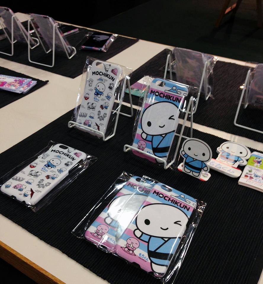 渋谷ヒカリエ iPhoneカバー展示販売しました!