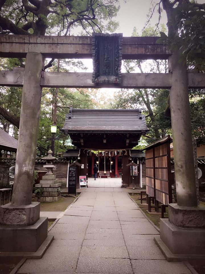 赤坂氷川神社 もちつき11